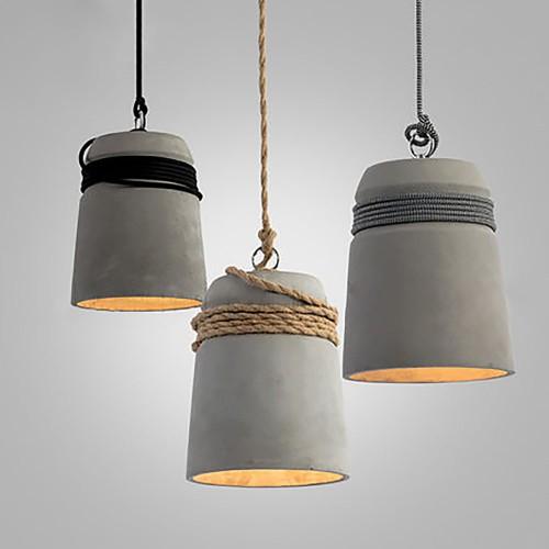 Подвесной светильник LOFT Beton Retro Pendant