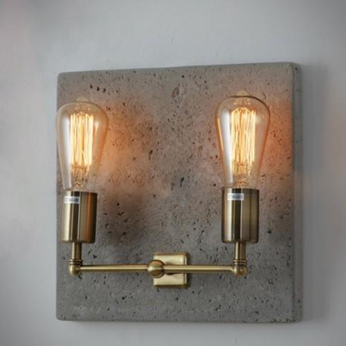 Beton Wall Lamp 2