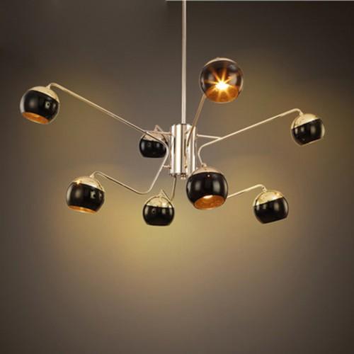 Дизайнерский светильник Big Black Meduz