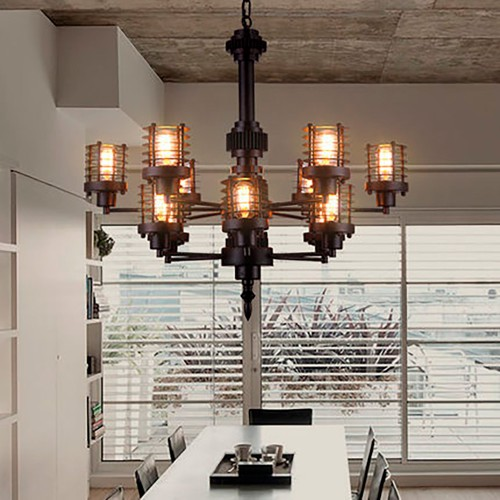 Светильник LOFT Big Energy Chandelier 3