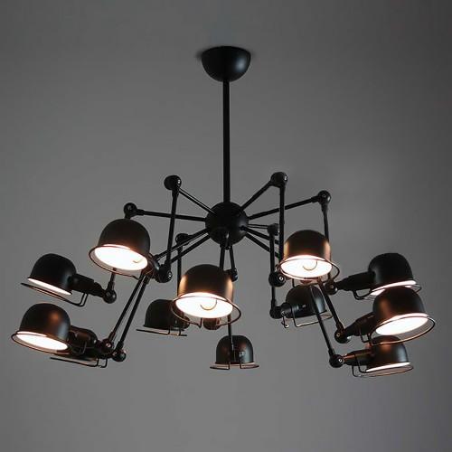 Дизайнерский светильник Big Industrial Spider