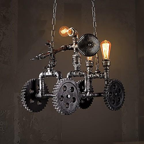 Подвесной светильник LOFT Bike Chandelier