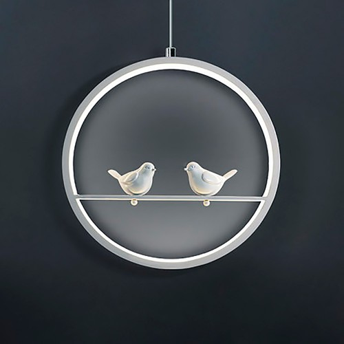 Дизайнерская люстра Bird Roud Modern