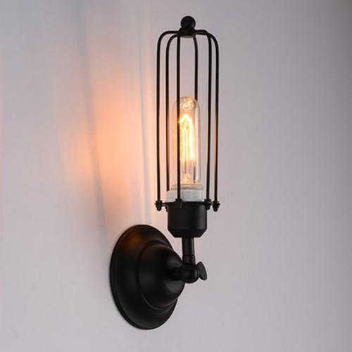Бра LOFT Black Edison Uno