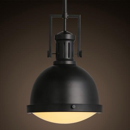Подвесной светильник LOFT Black Steampunk