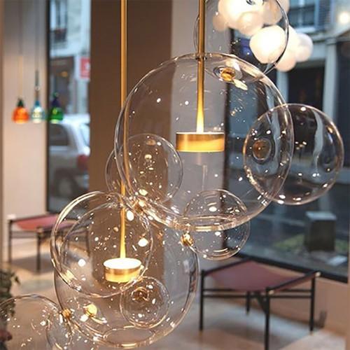 Дизайнерский светильник Bolle