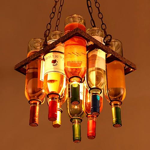 Подвесной светильник LOFT Bottle Chandelier