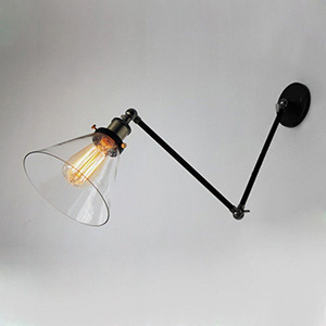 Бра LOFT Gloce Cone Shade Loft Industrial Glass