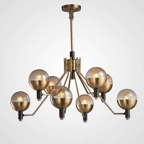 Дизайнерский светильник Brass Medusa