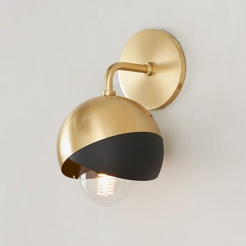 Дизайнерский бра Brass New Wall