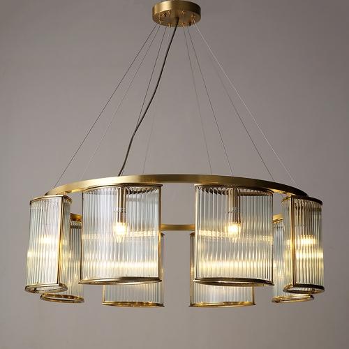 Дизайнерский светильник Brilux Brass