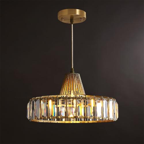 Дизайнерский светильник Brilux Brass Pendant