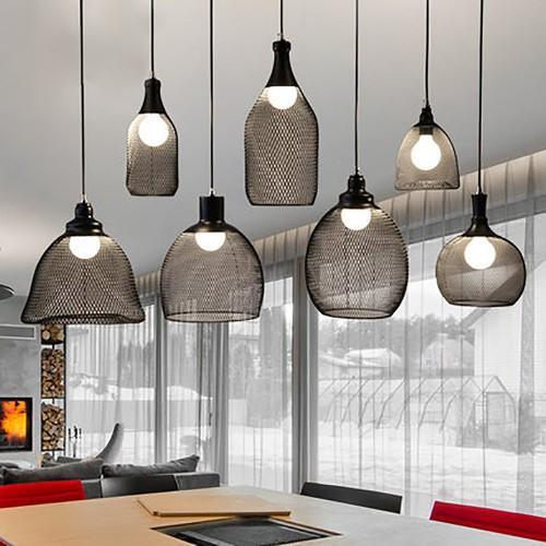 Дизайнерский светильник Cage Black Maxi