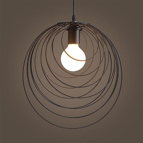 Подвесной светильник LOFT Cage Genius Pendant