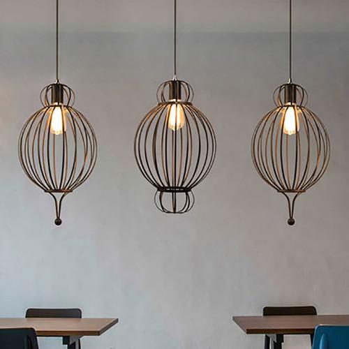 Дизайнерский светильник Cage Mojeu 2