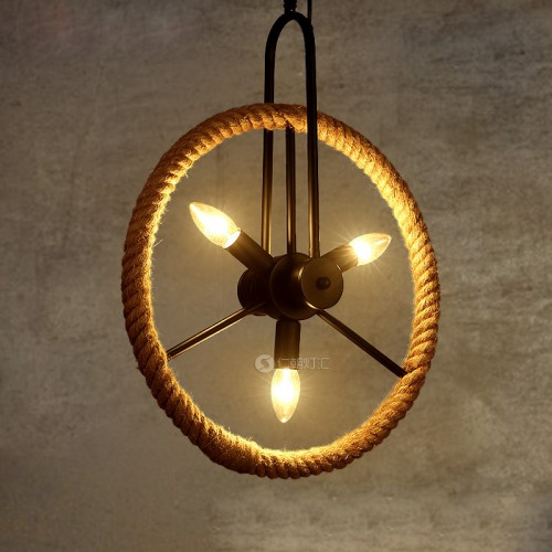 Подвесной светильник LOFT Canat Lustre 12