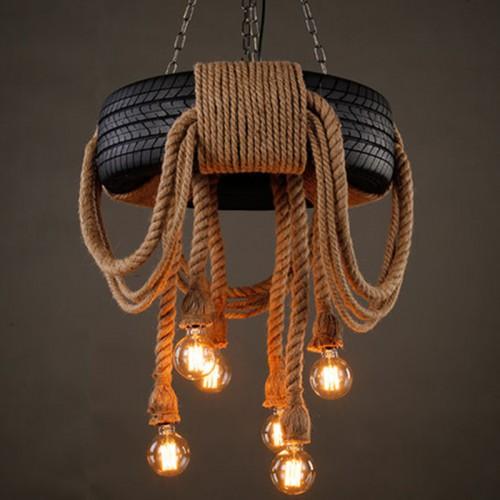 Подвесной светильник LOFT Canat Lustre 14