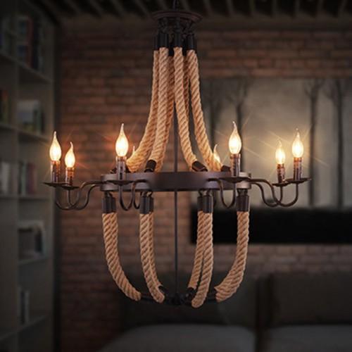 Подвесной светильник LOFT Canat Lustre 20