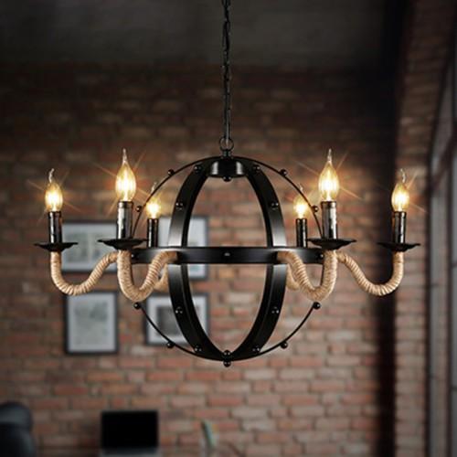 Подвесной светильник LOFT Canat Lustre 23