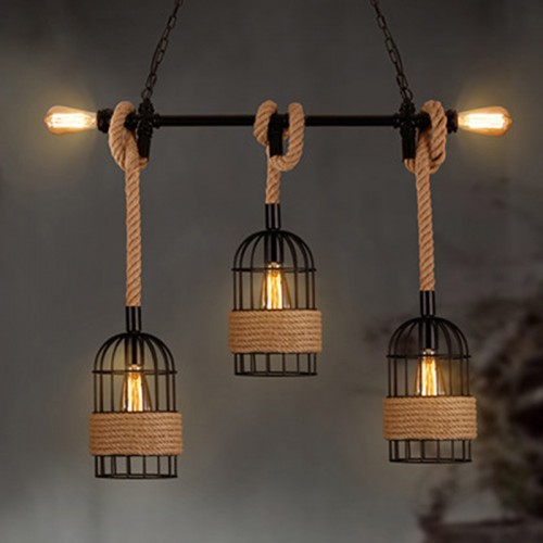 Подвесной светильник LOFT Canat Lustre 26