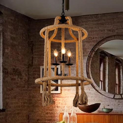 Подвесной светильник LOFT Canat Lustre 28