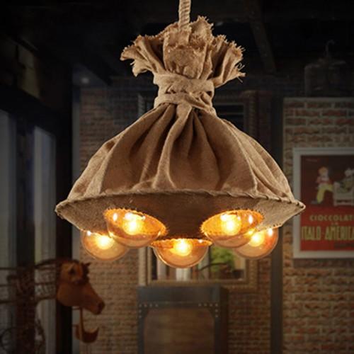 Подвесной светильник LOFT Canat Lustre 31
