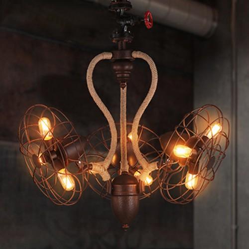 Подвесной светильник LOFT Canat Lustre 32