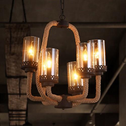 Подвесной светильник LOFT Canat Lustre 38