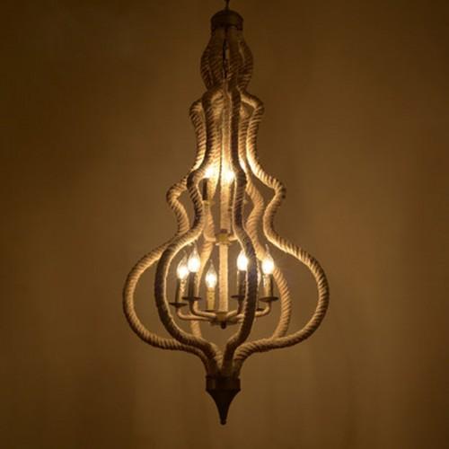 Подвесной светильник LOFT Canat Lustre 7