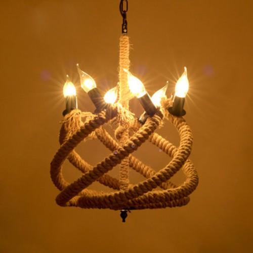 Подвесной светильник LOFT Canat Lustre 9