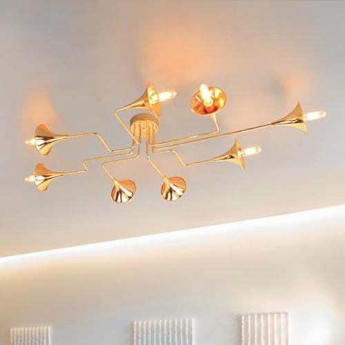Потолочный светильник LOFT Ceiling Gold Trub