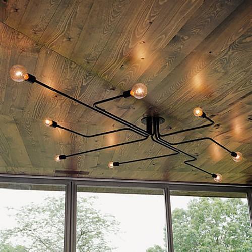 Потолочный светильник LOFT Ceiling Spider
