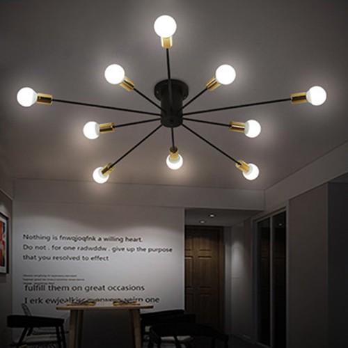 Потолочный светильник LOFT Ceiling Spider 2