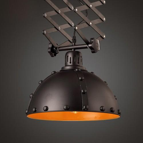 Подвесная люстра LOFT Copper 5