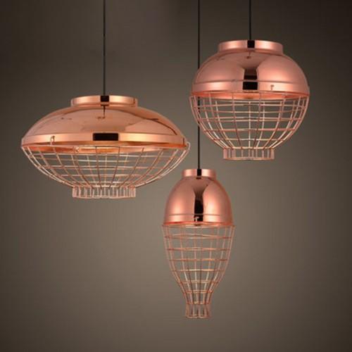 Подвесной светильник LOFT Copper 7