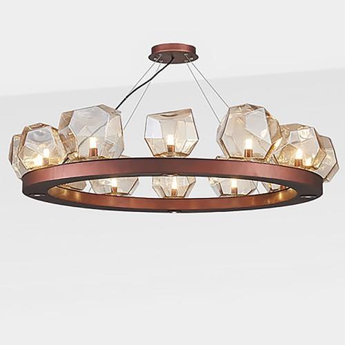 Дизайнерский светильник Copper Art Lustre
