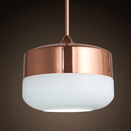 Дизайнерский светильник Copper Glass