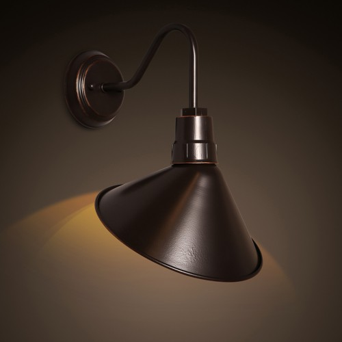 Бра LOFT Copper Lamp