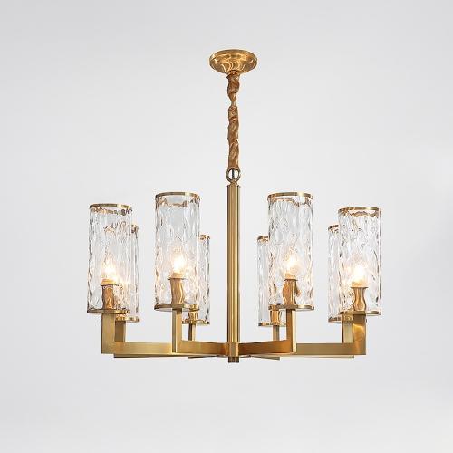 Дизайнерская люстра Cosmo Brass Luxury Chandelier