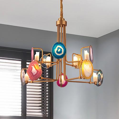 Дизайнерский светильник Creative Agat Chandelier 2