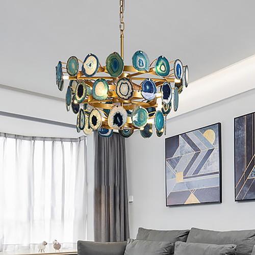 Дизайнерский светильник Creative Agat Chandelier 3