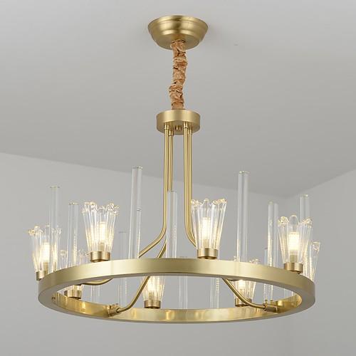 Дизайнерский светильник Creative Brass Chandelier