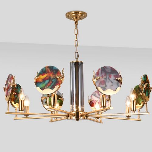 Дизайнерский светильник Creative Nephrite Chandelier