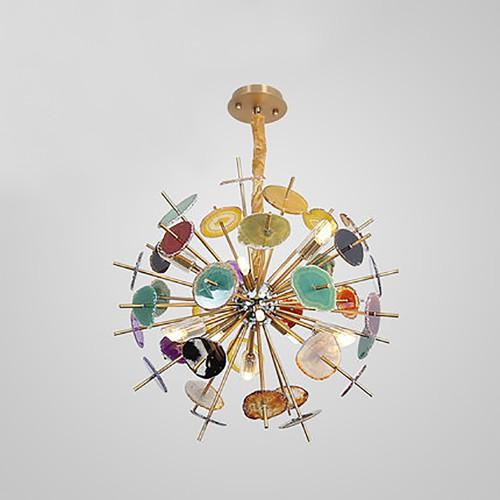 Дизайнерский светильник Creative Nephrite Luxury Chandelier