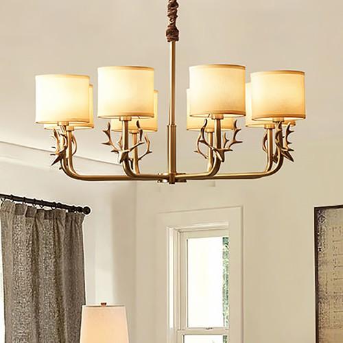 Дизайнерский светильник Deer Brass Chandelier