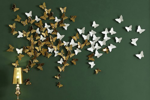 Декор на стену «Бабочки»