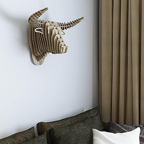 Декор на стену «Бык»