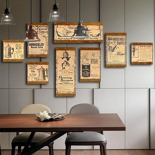 Декор на стену «Board 06»
