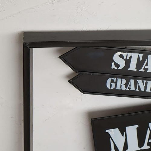 Декор на стену «Board 08»