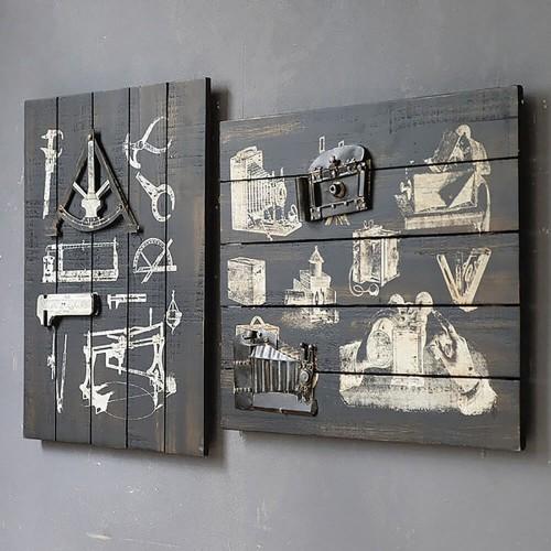 Декор на стену «Board 09»